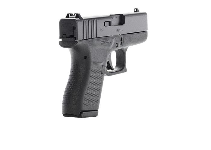 G43 Single Stack 9mm Pistol - Slimline Pistol   GLOCK
